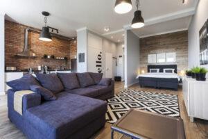 Дизайн квартиры 42 кв.м